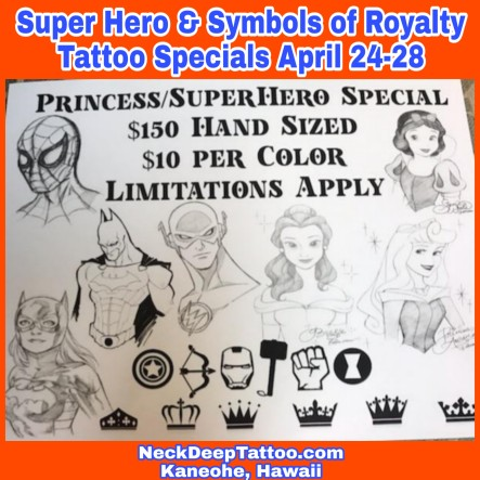 SuperHero Special